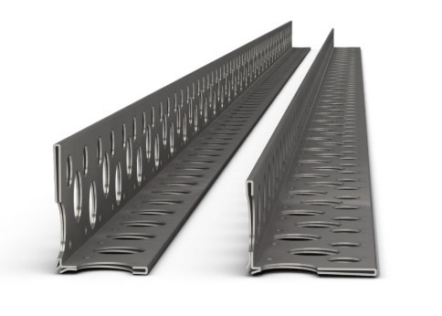 Universal Screed Rail 40/60