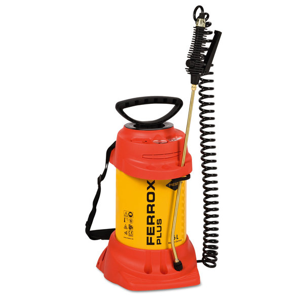 Ferrox Plus 5 Ltr Sprayer (Steel)