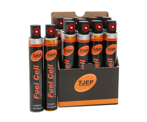 TJEP Fuel Cell - Orange Ring