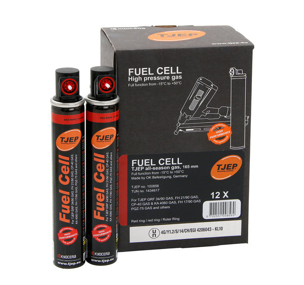 TJEP Fuel Cell - Red Ring