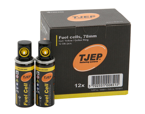 TJEP Fuel Cell - Yellow Ring